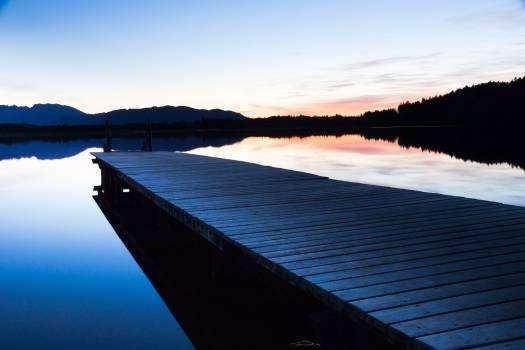 Atmosphere bridge calm dawn #83779