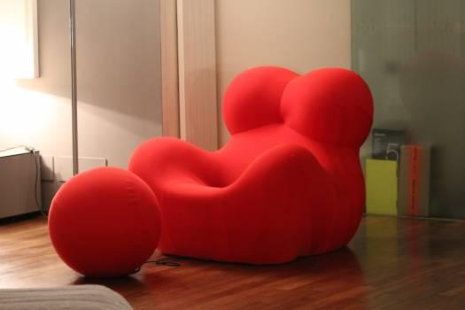 Armchair furniture house interior #83940