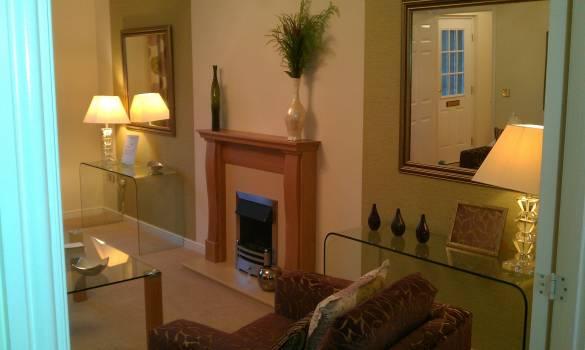 Apartment beautiful home decor elegance Free Photo
