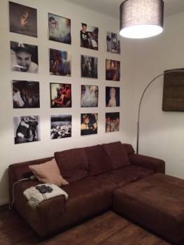 Couch interior design living room sofa Free Photo