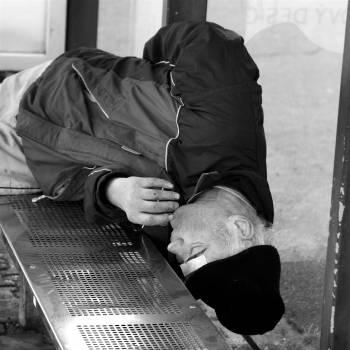 Drunk homeless man people #84247