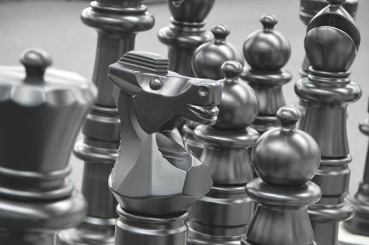 Challenge checkmate chess chess pieces Free Photo