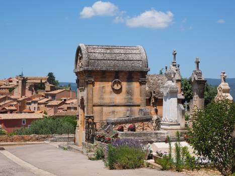 Architecture been thinking blumenschmunk burial ground Free Photo