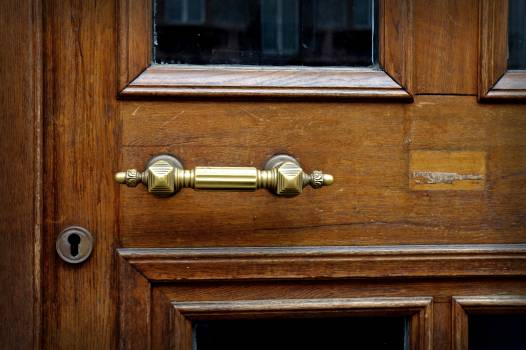 Antique arrival brass castle Free Photo