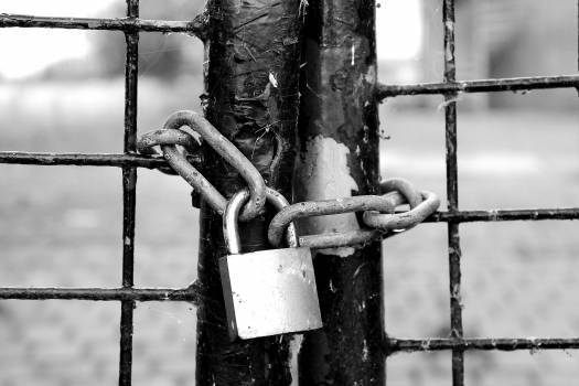 Capping castle chain chain lock #84786