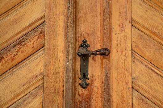 Capping castle door door fittings #84819