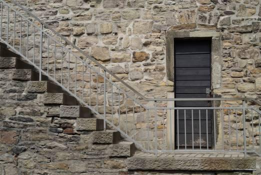 Access blankenstein blankenstein castle burghof #84889