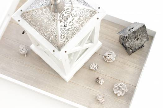 Candles interior live tray Free Photo