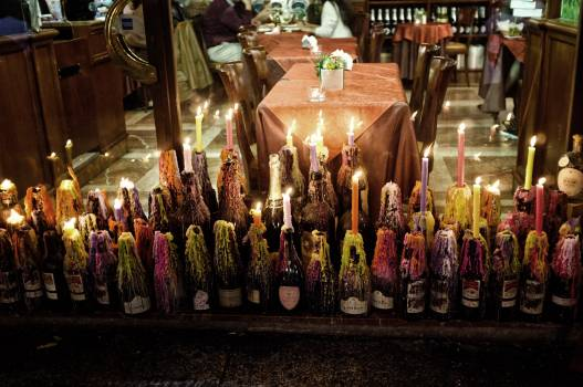 Candles italy milan stree #85606