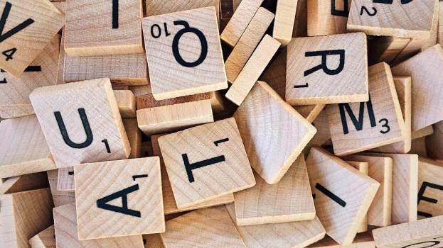 Alphabet board game bundle close up #85753