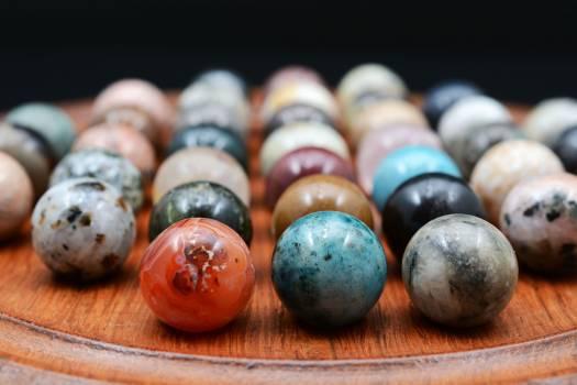 Balls blur close up collection #85775