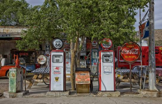 Arizona classic gas gas pumps #86097
