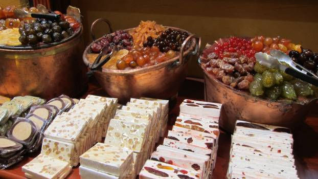 Candy candy store dessert food Free Photo