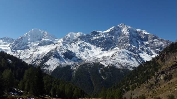 Adventure alpine climb cold #86330