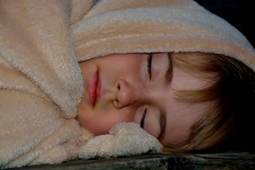 Blanket child click dream Free Photo