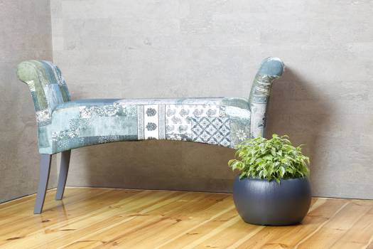 Couch decor flower furniture #86467