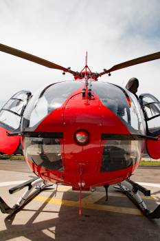 1414 145 accident rescue air space Free Photo