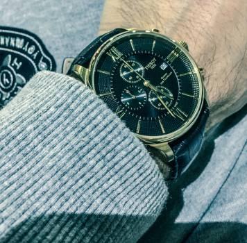 Clock expensive luxury male Free Photo