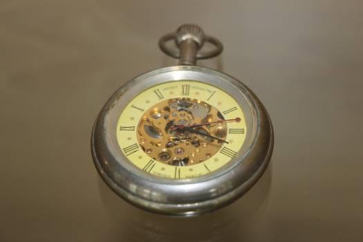 Antique clock old #87156