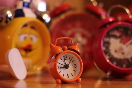 Alarm childhood clock cute #87160