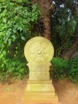 Sundial Cemetery Timepiece Free Photo