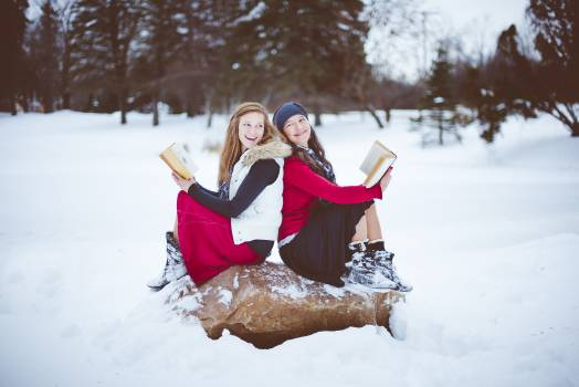 Adult books child christmas #87827