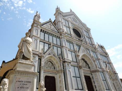 Facade Front Cathedral Free Photo