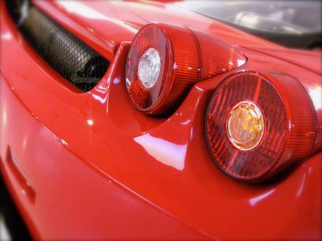 Car Headlight Pipe Free Photo