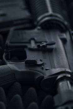 Ar 15 gun weapon Free Photo