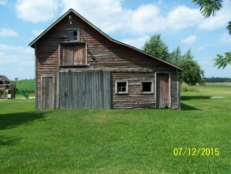 Barn Building House #89526