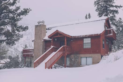 Architecture building bungalow cabin #89858