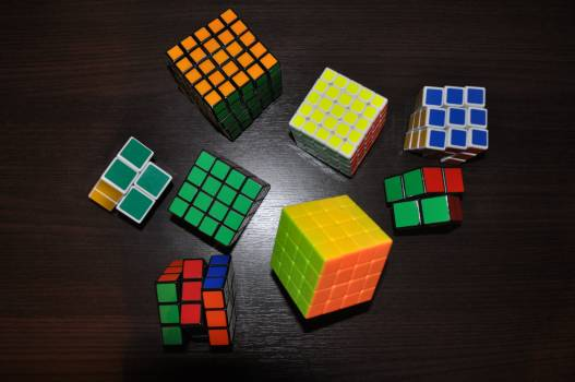 Cubes Free Photo