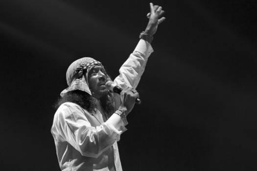 Concert reggae stage supercat Free Photo