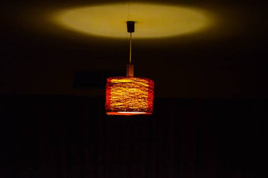 Ceiling ceiling lamp ceiling light dark #91229