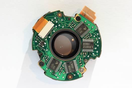 17 85 board canon circuit #91677