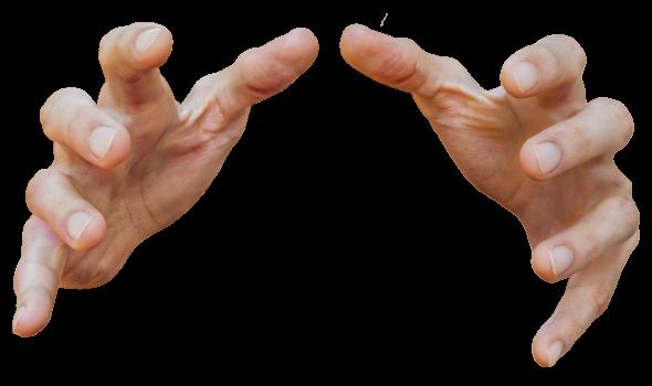 Craving fingers gesture grab Free Photo
