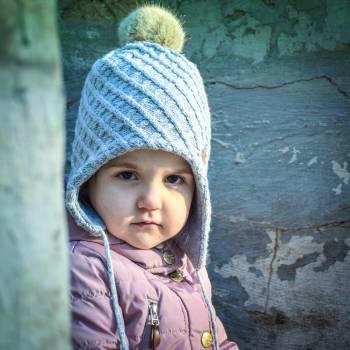 Autumn baby child cute #91816