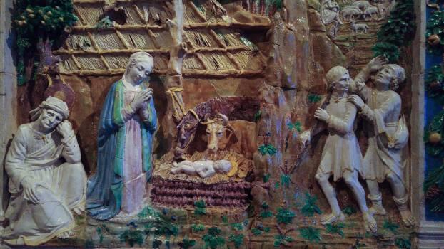 Christmas nativity nursery religion #91918