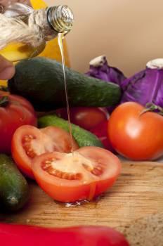 Food green healthy ingredient Free Photo