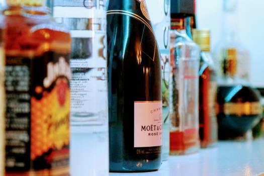 Alcohol bottles #92699