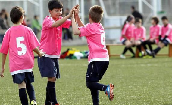 Soccer Ball Grass #92763
