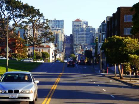 Avenue City Road Free Photo