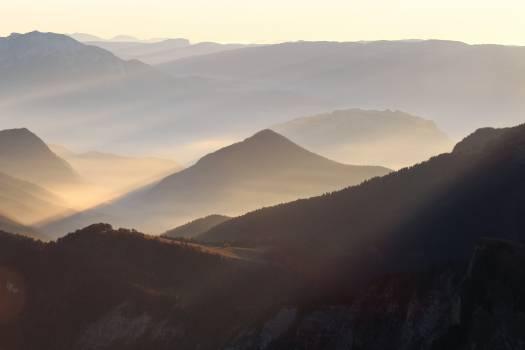 Mountain Volcano Natural elevation #93313