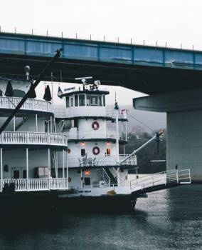Boat boat deck boat ferry boat rope Free Photo