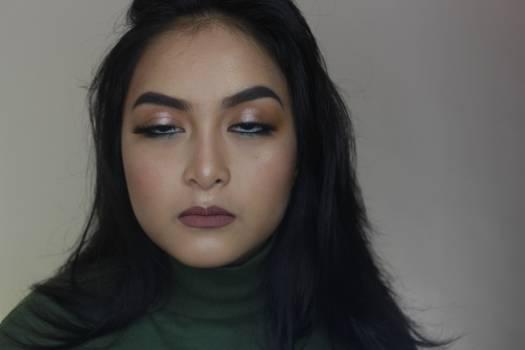 Portrait Model Face #94258