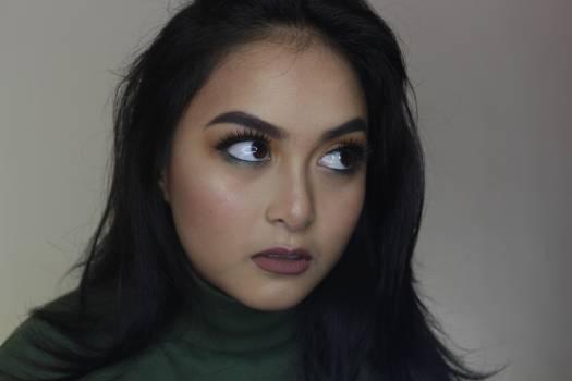 Portrait Face Model #94303