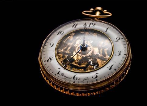 Clock pocket watch vintage #94804