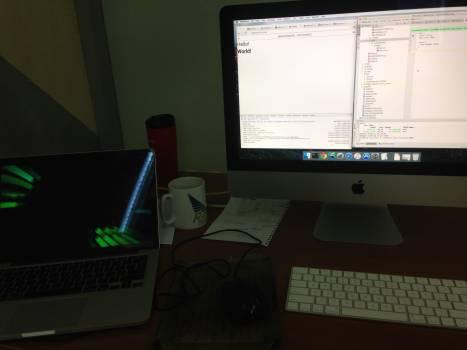 Developer development imac software #95005