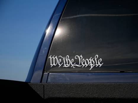 We the people Free Photo