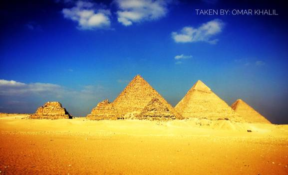 Pyramid Architecture Ancient Free Photo